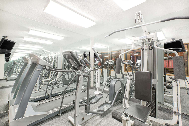 Fitness/ Exercise Room - Baymont Inn & Suites Boone