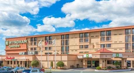 Exterior view - Wyndham Garden Hotel Airport Newark