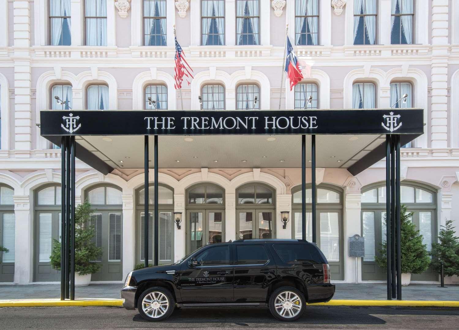 Exterior view - Tremont House Wyndham Grand Hotel Galveston