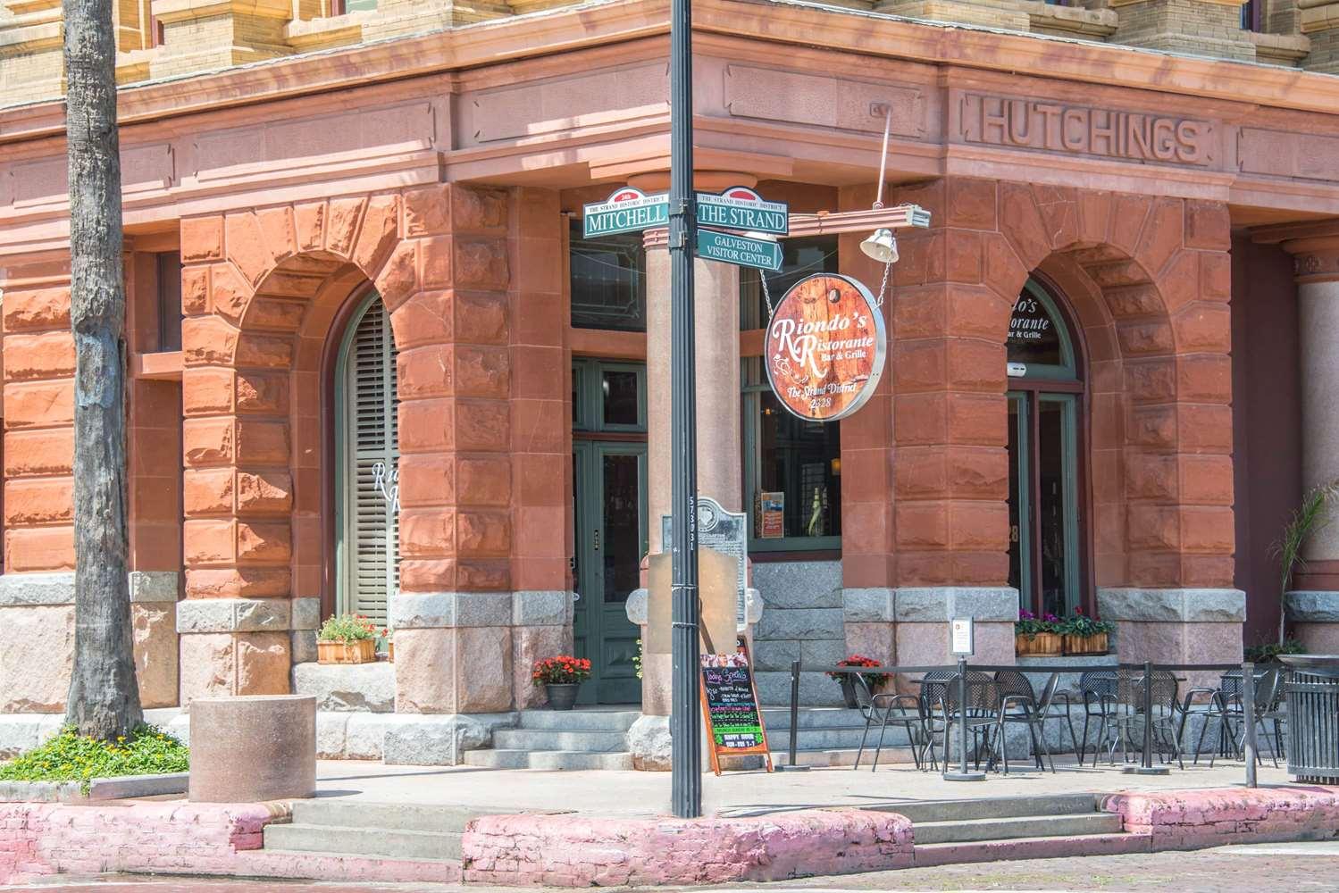 Restaurant - Tremont House Wyndham Grand Hotel Galveston