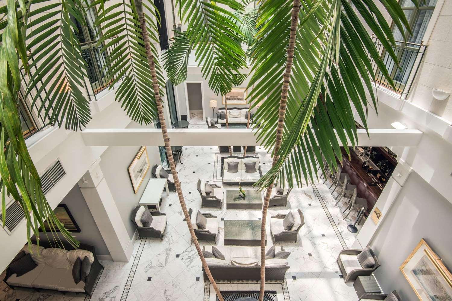 Lobby - Tremont House Wyndham Grand Hotel Galveston