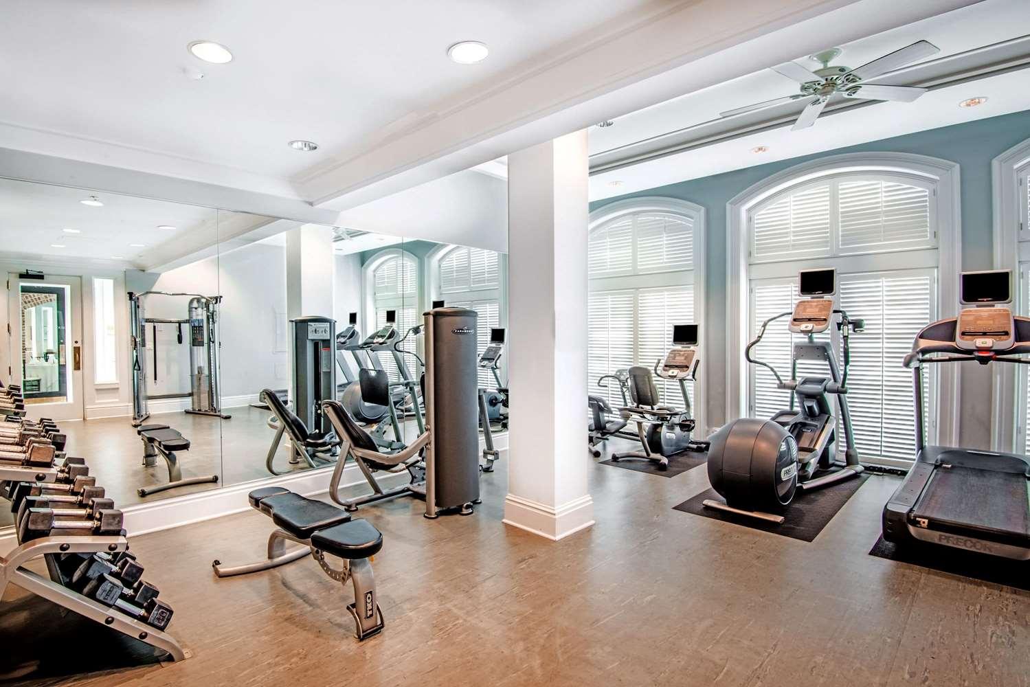 Fitness/ Exercise Room - Tremont House Wyndham Grand Hotel Galveston