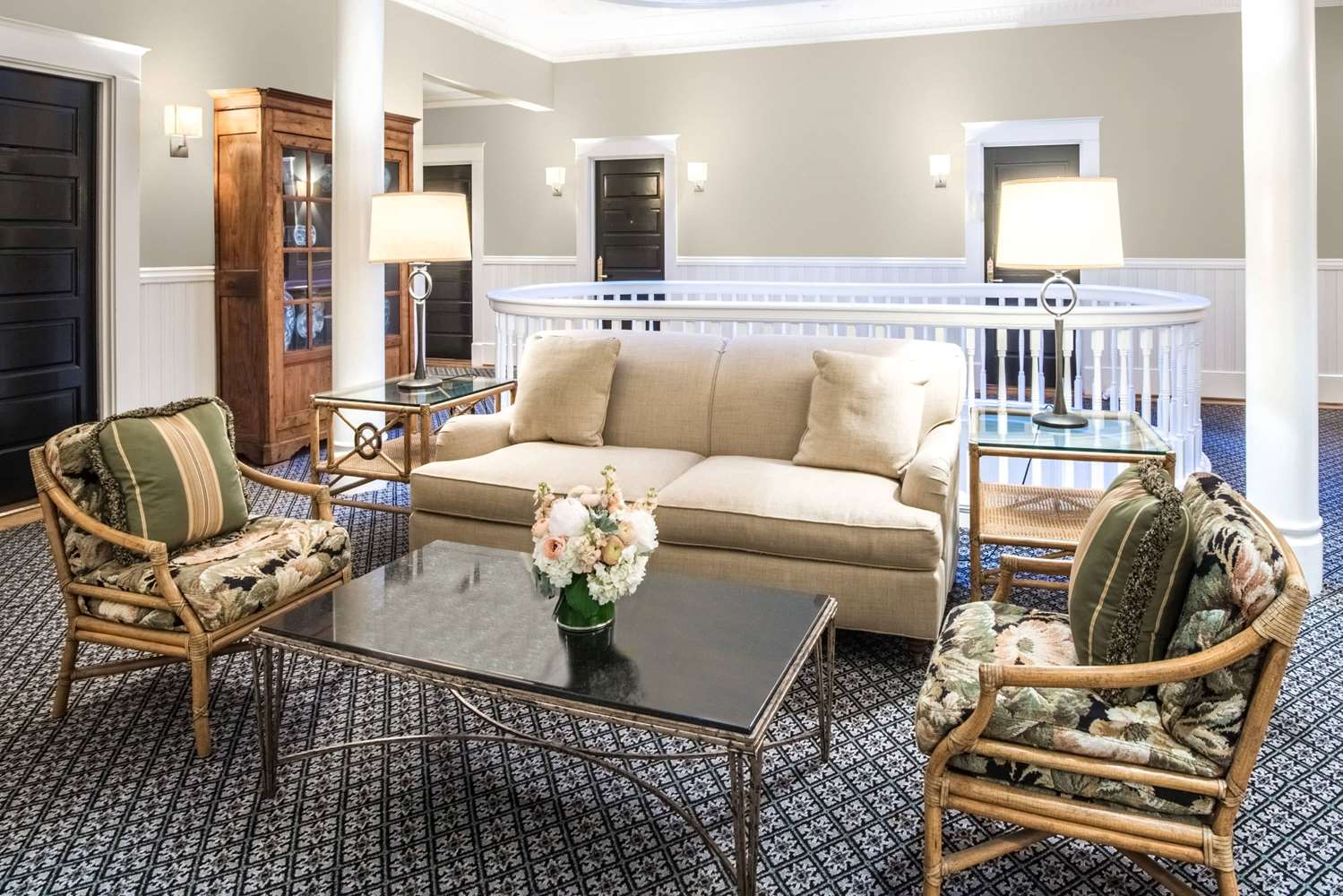 Bar - Tremont House Wyndham Grand Hotel Galveston