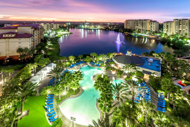 Pool - Wyndham Grand Orlando Resort Bonnet Creek