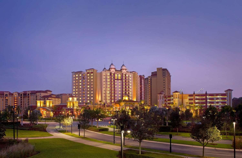 Exterior view - Wyndham Grand Orlando Resort Bonnet Creek