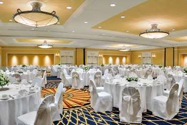 Ballroom - Wyndham Hotel Gettysburg