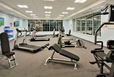Fitness/ Exercise Room - Wyndham Hotel Gettysburg