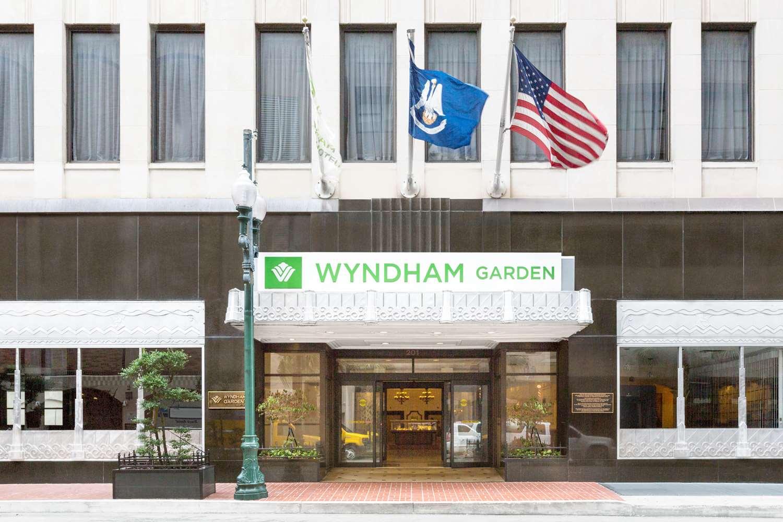 Exterior view - Wyndham Garden Hotel New Orleans