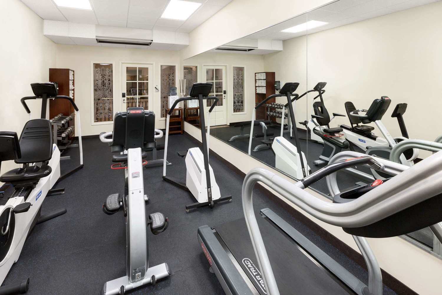 Fitness/ Exercise Room - Wyndham Garden Hotel New Orleans