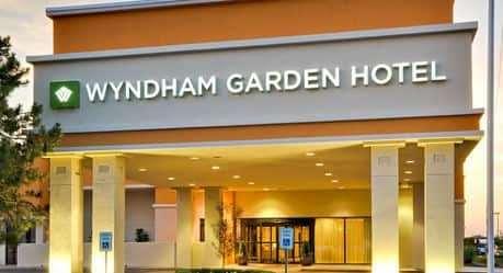Welcome to the Wyndham Garden Hotel Oklahoma City