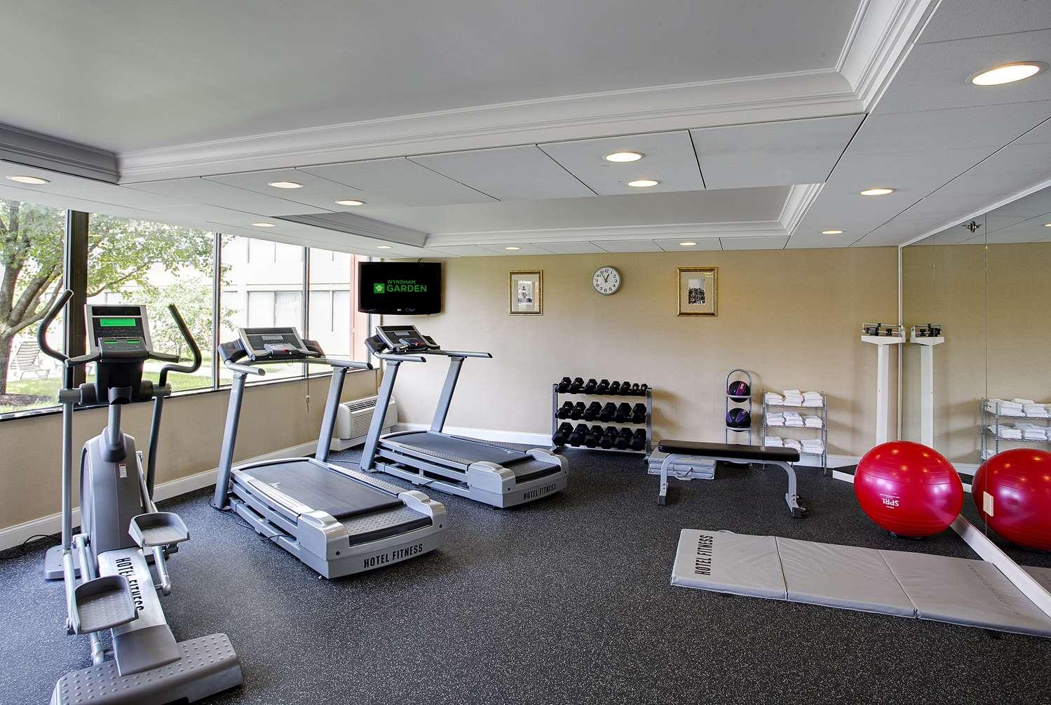Fitness/ Exercise Room - Wyndham Garden Hotel Airport Essington