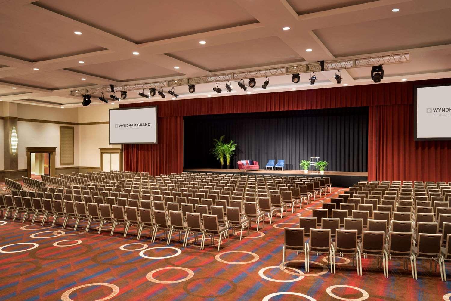 Ballroom - Wyndham Grand Hotel Pittsburgh