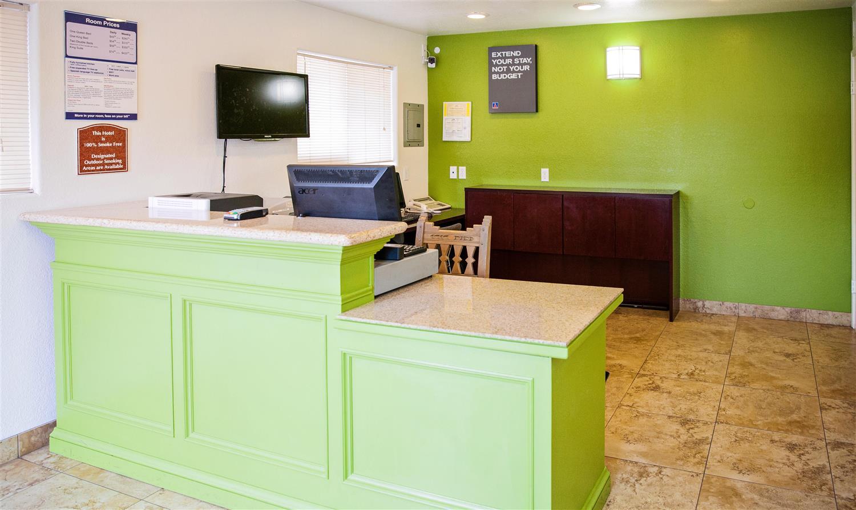 Lobby - Studio 6 Suites Mesa