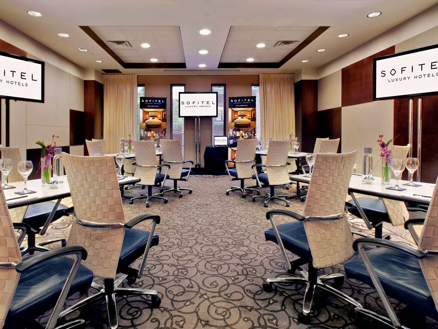 Meeting Facilities - Sofitel Hotel Philadelphia