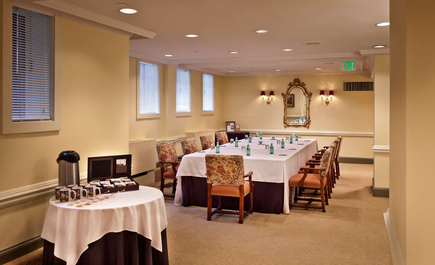 Meeting Facilities - Henley Park Hotel DC