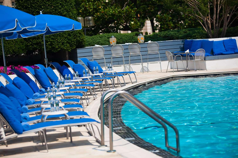 Pool - Washington Plaza Hotel DC