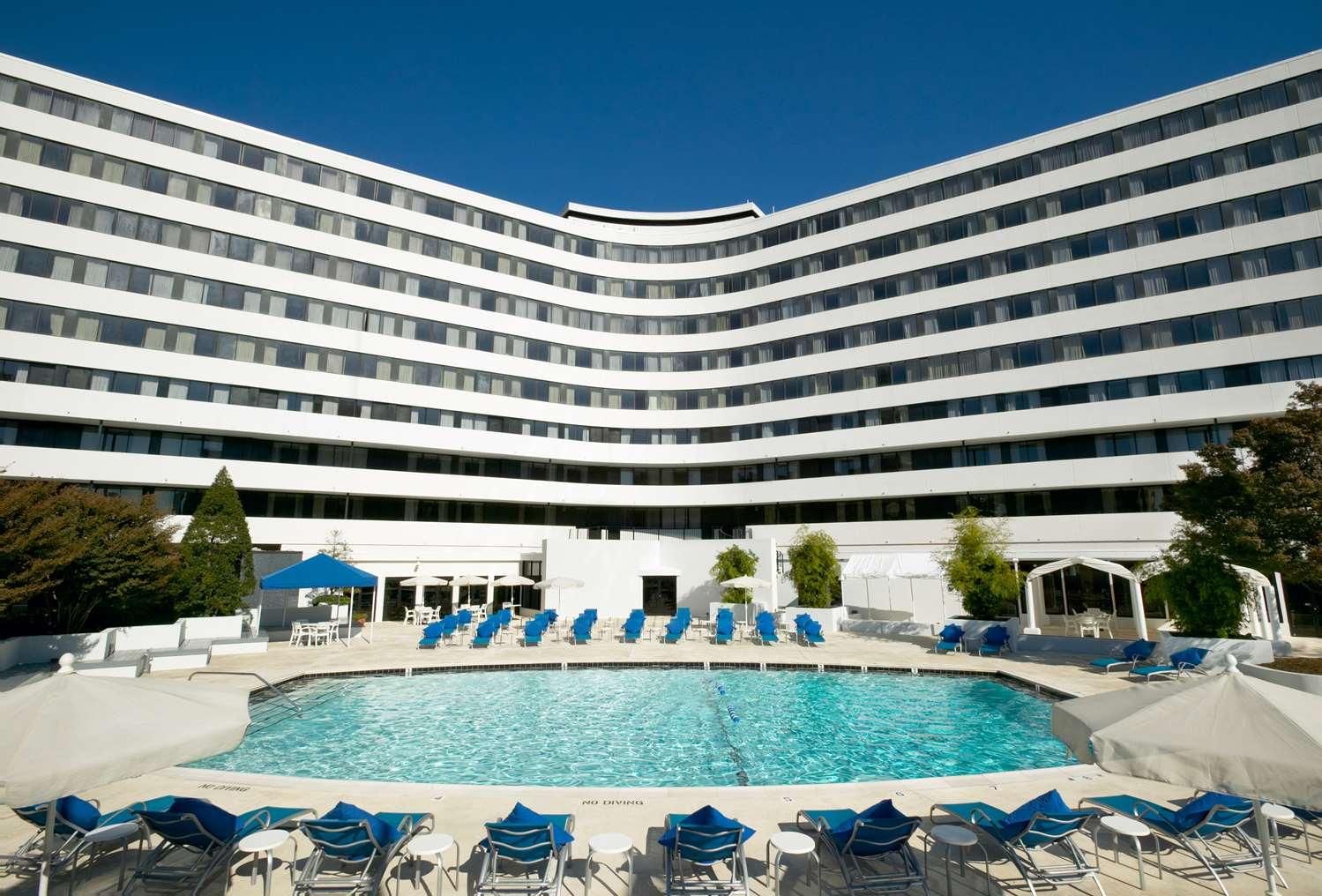Exterior view - Washington Plaza Hotel DC