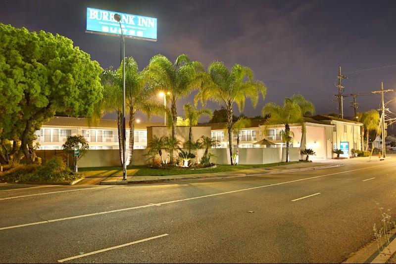 Exterior view - Burbank Inn & Suites
