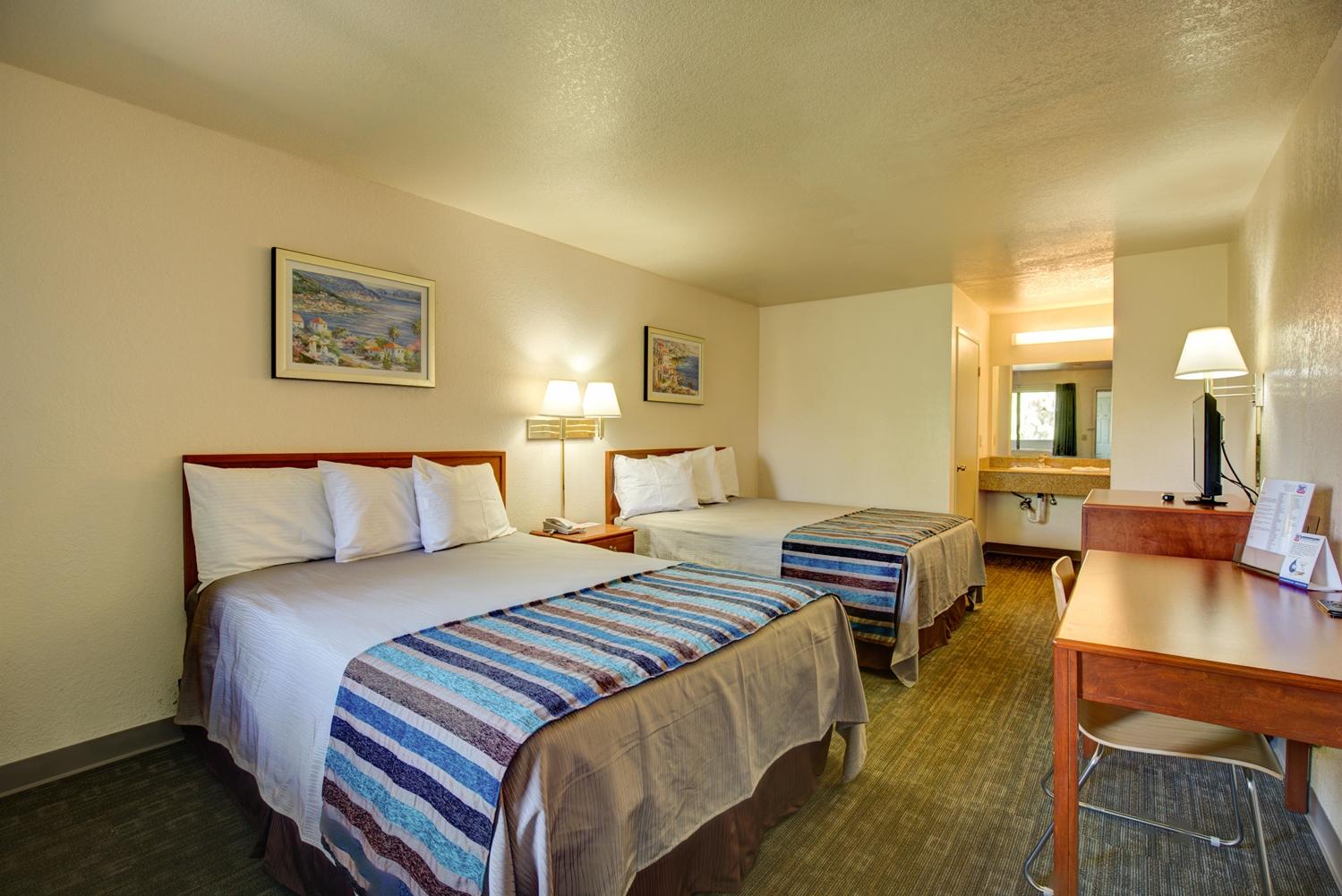 Room - Good Nite Inn Sylmar