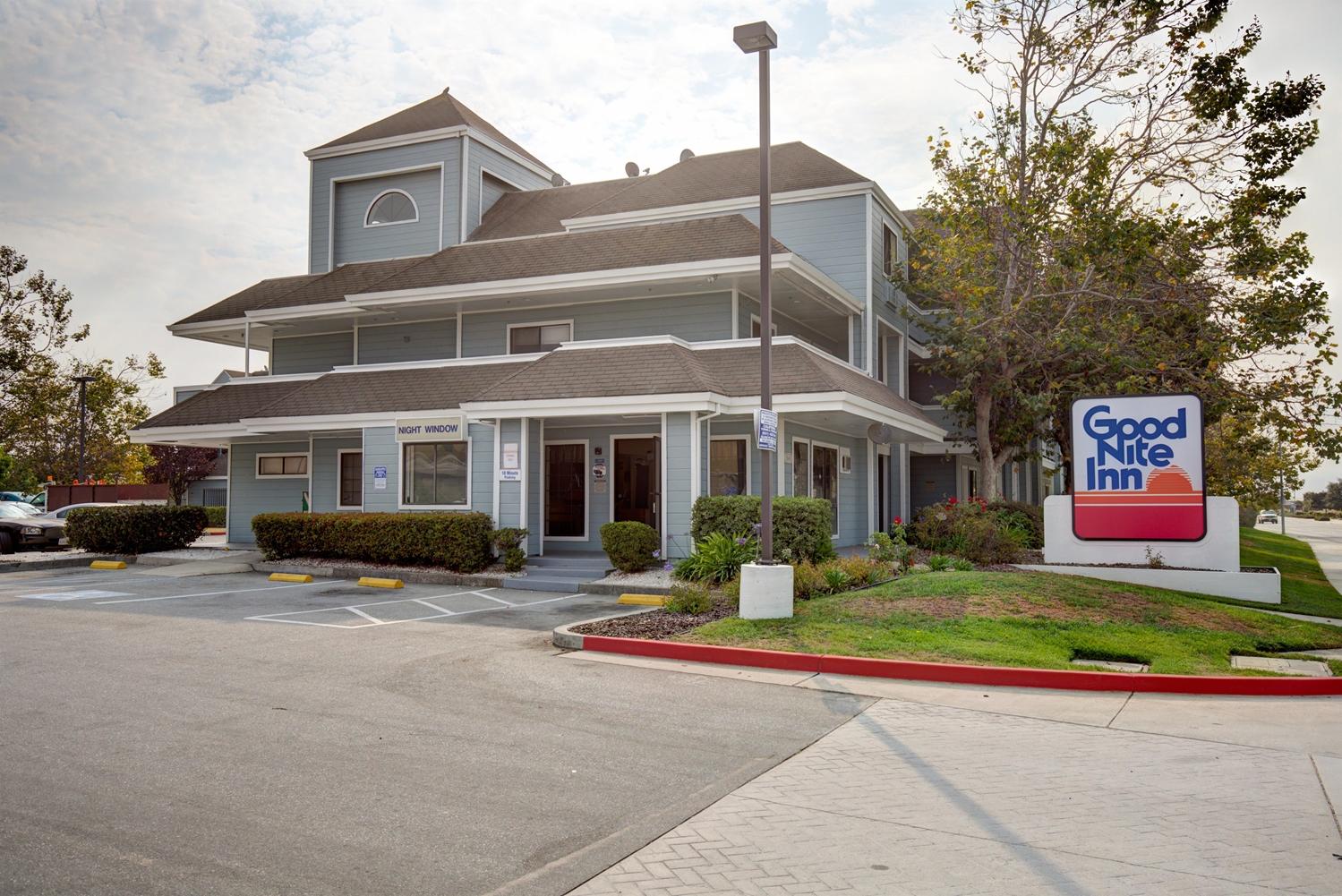 Exterior view - Good Nite Inn Salinas