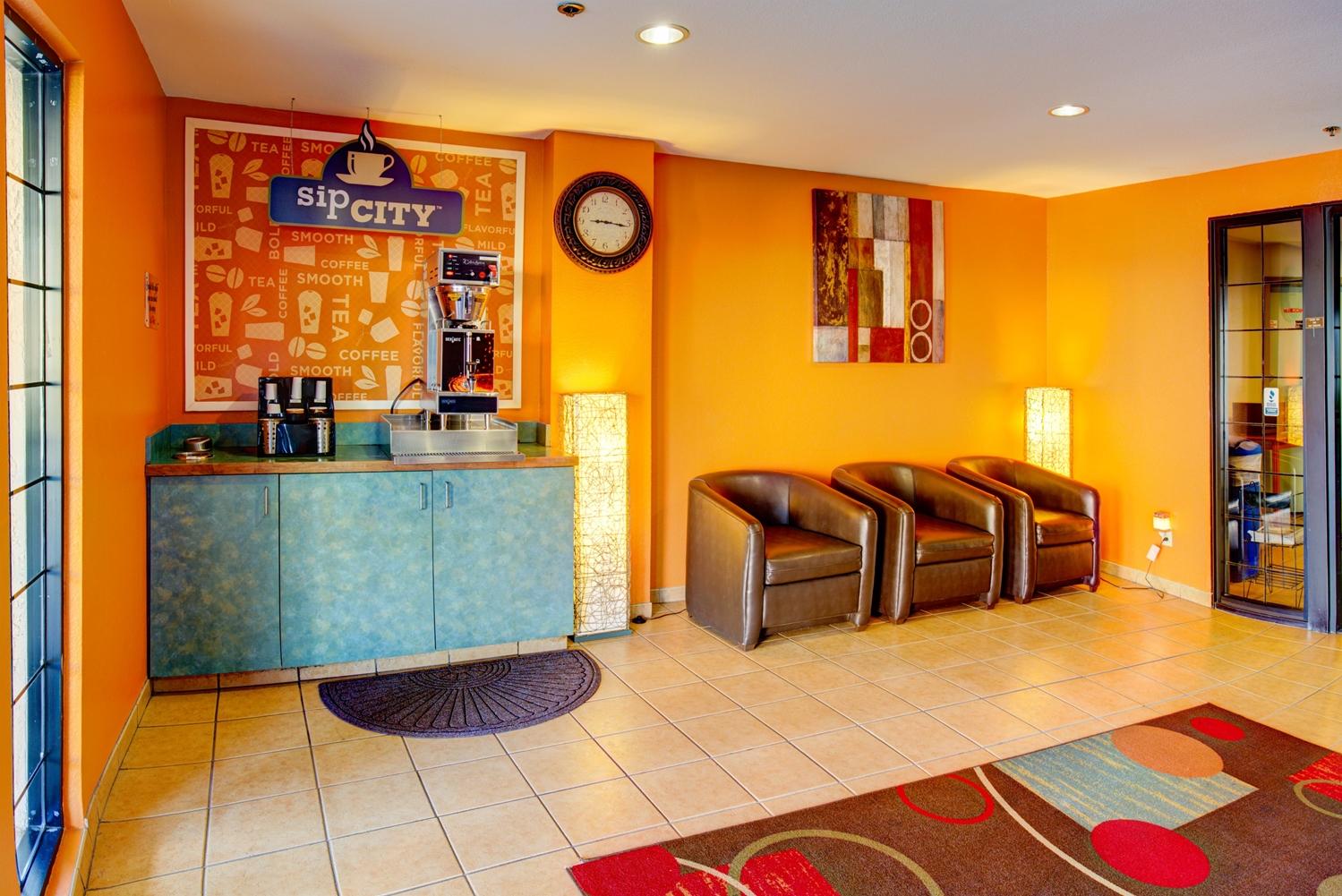 Lobby - Good Nite Inn Rohnert Park