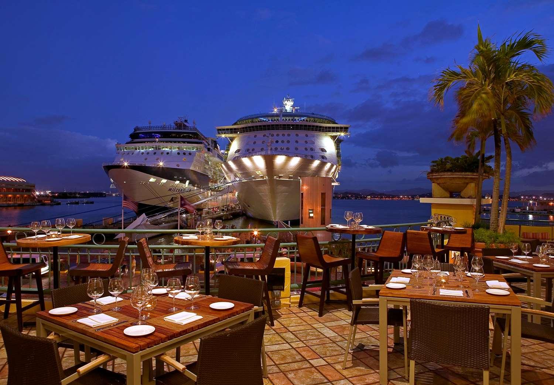 Palio Puerto Rican Restaurant Terrace