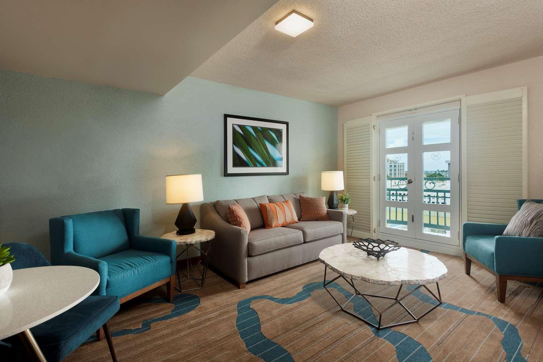 Parlor One Bedroom Suite