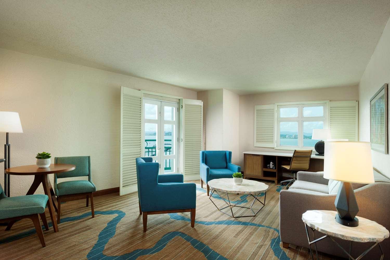 One Bedroom Suite Parlor