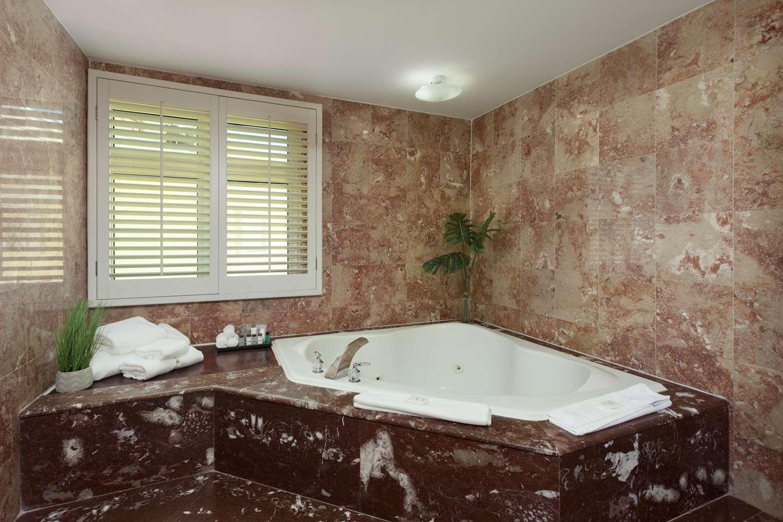 Presidential Suite Bathroom Jacuzzi
