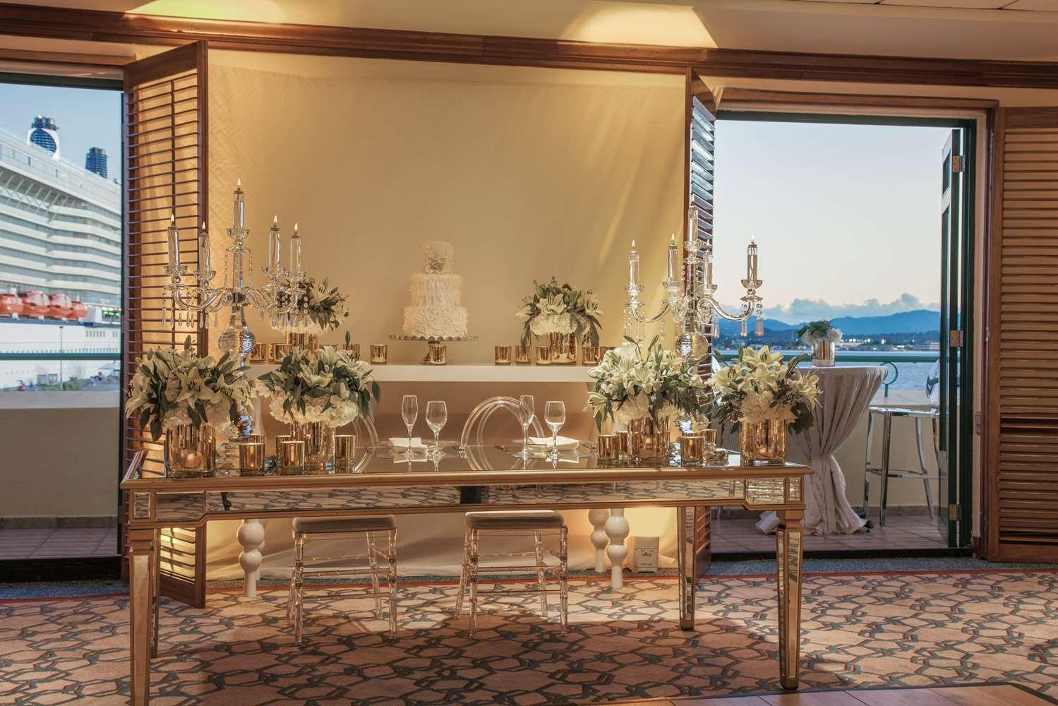 La Puntilla Ballroom - Wedding Reception