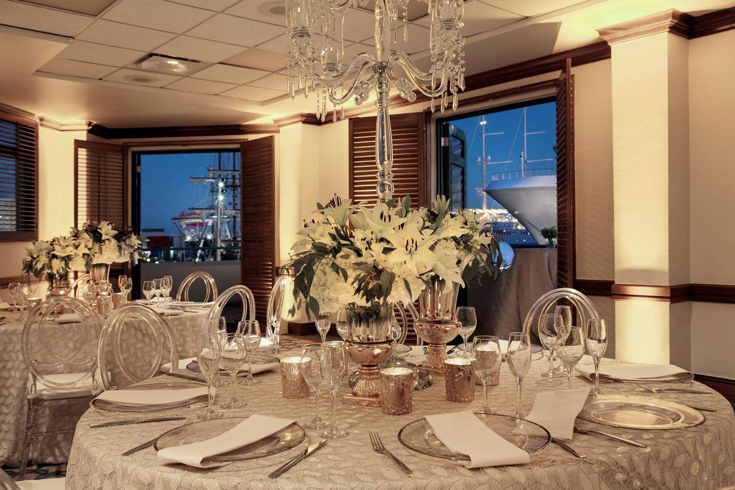 La Puntilla Ballroom- Wedding Recept