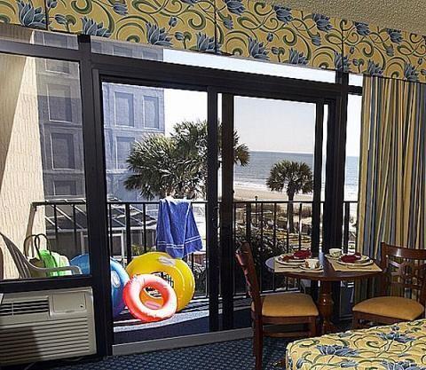 Room - Compass Cove Oceanfront Resort Myrtle Beach