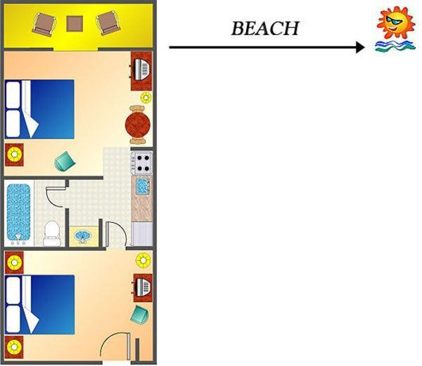 Map - Long Bay Resort Myrtle Beach