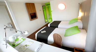 普罗旺斯地区艾克斯南部拱桥康铂酒店(Hotel Campanile Aix En Provence Sud - Pont de l'Arc)