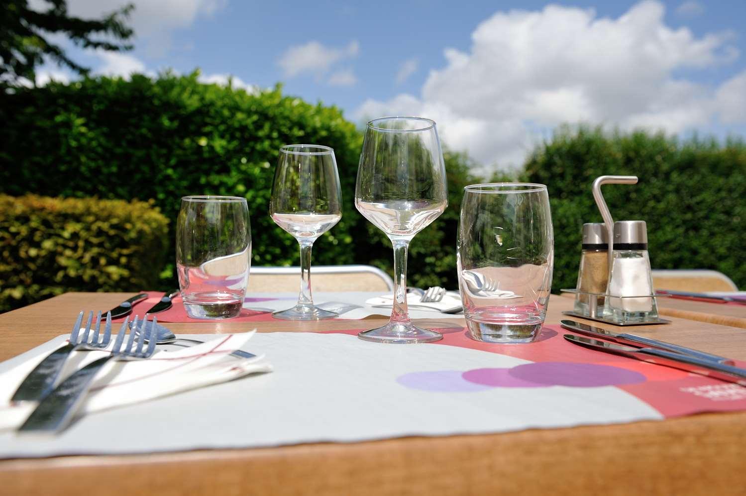 Restaurant - Hôtel Campanile Aix Les Bains