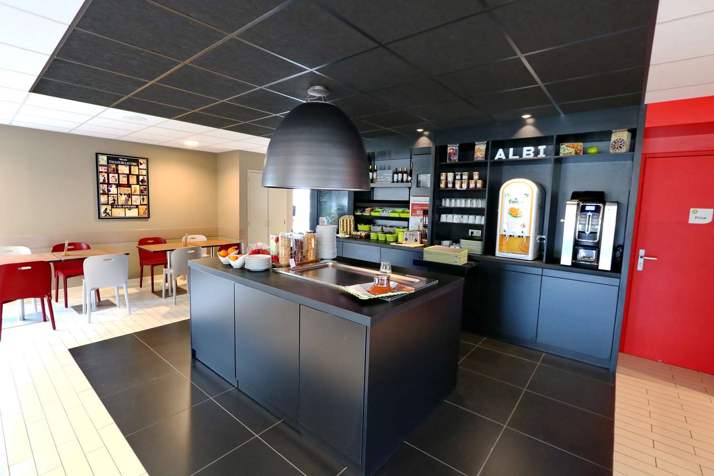 Restaurant - Hotel Campanile Albi Centre