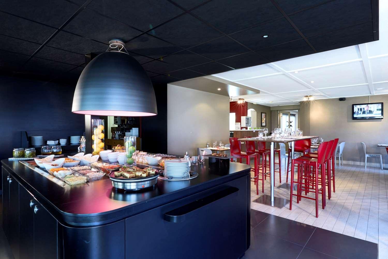 Restaurant - Hôtel Campanile Alencon