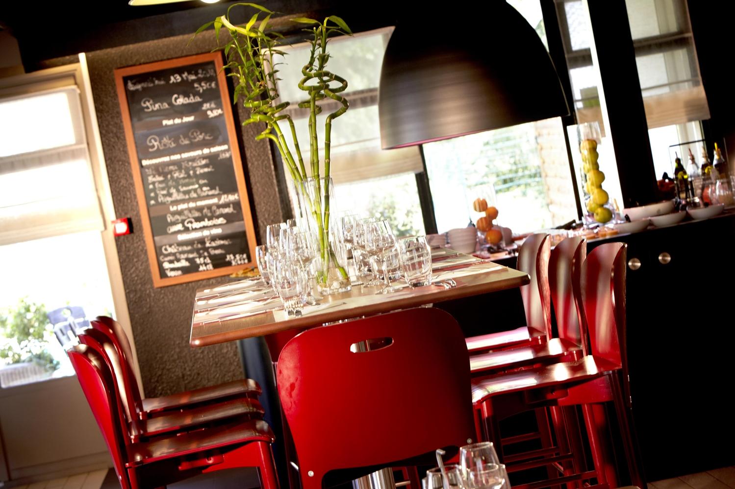 Restaurant - Hotel Campanile Auch