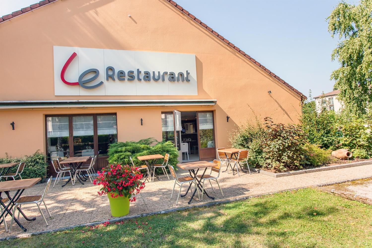Restaurant - Hôtel Campanile Aurillac