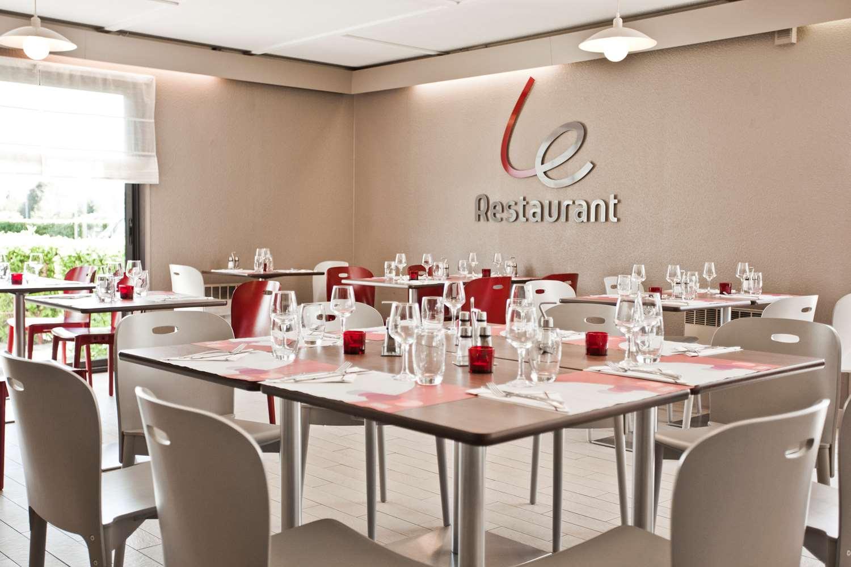 Restaurant - Hotel Campanile Avignon Sud - Montfavet La Cristole