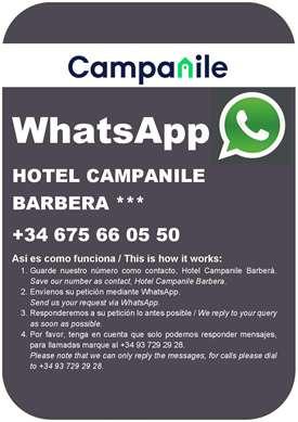 Campanile BARCELONA