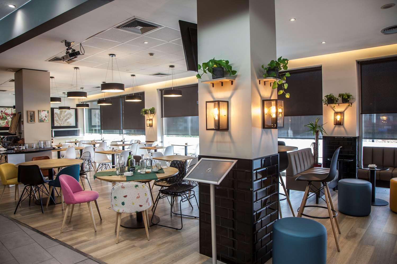 Restaurant - Hotel Campanile Barcelona Sud - Cornella