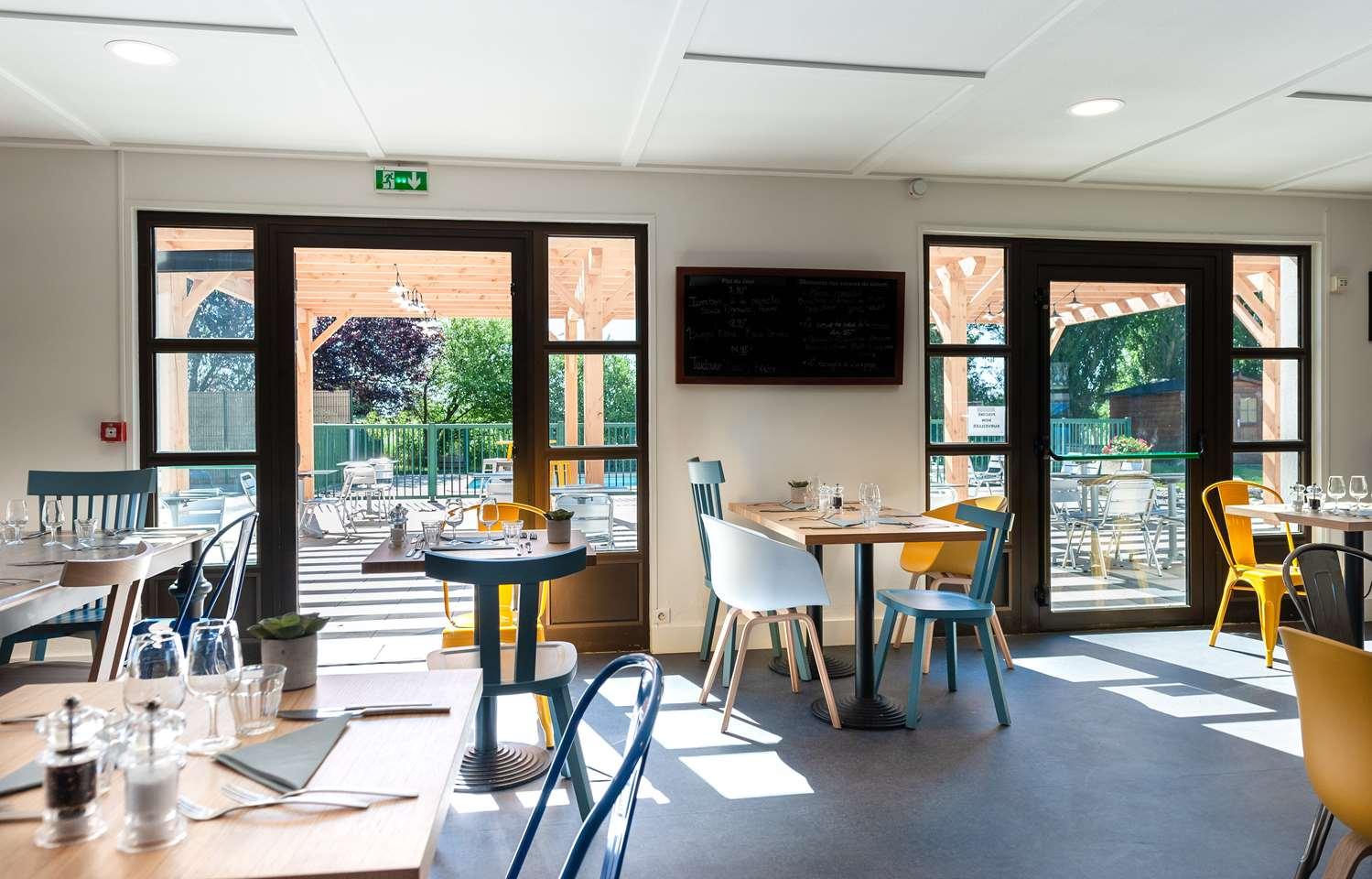 Restaurant - Hotel Campanile Beaune