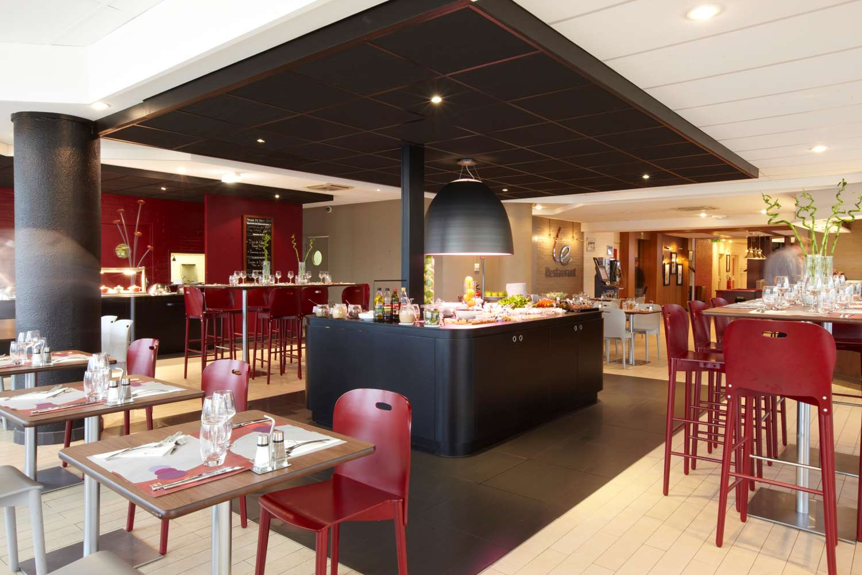 Restaurant - Hotel Campanile Beauvais