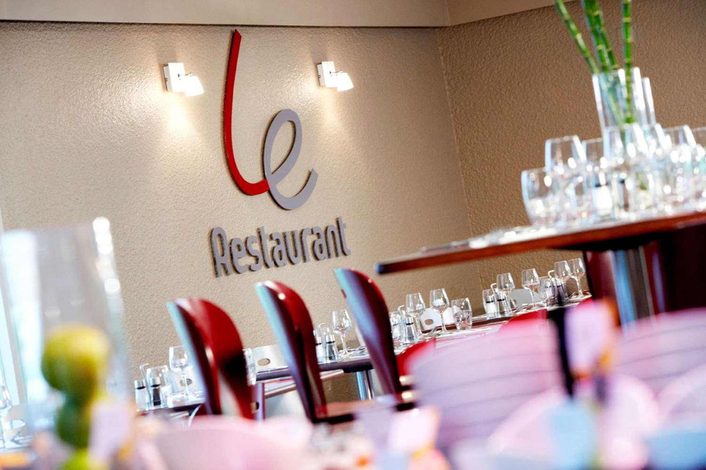 Restaurant - Hotel Campanile Besancon Ouest - Chateaufarine
