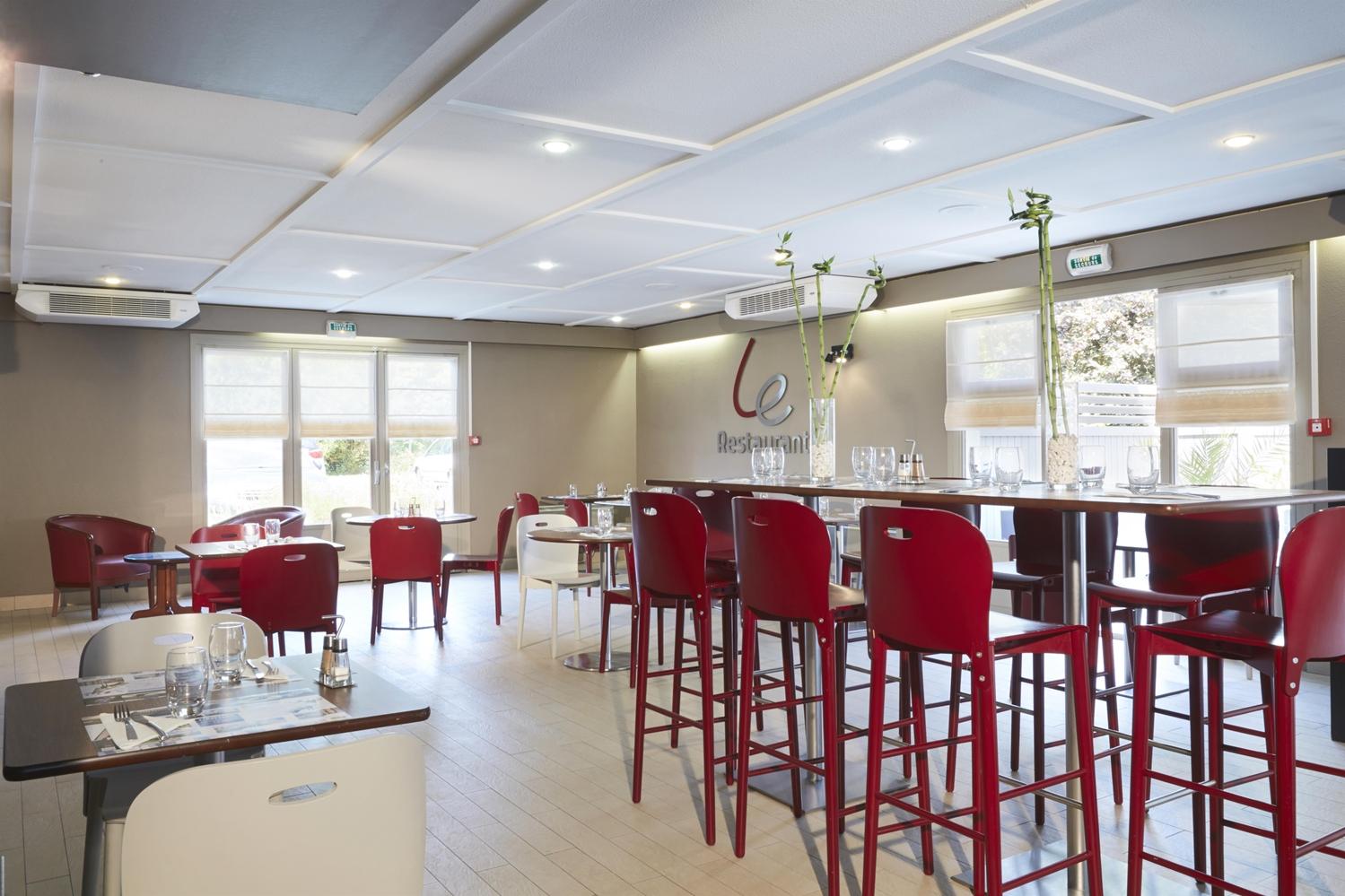 Restaurant - Hôtel Campanile Bethune - Fouquières Les Béthune
