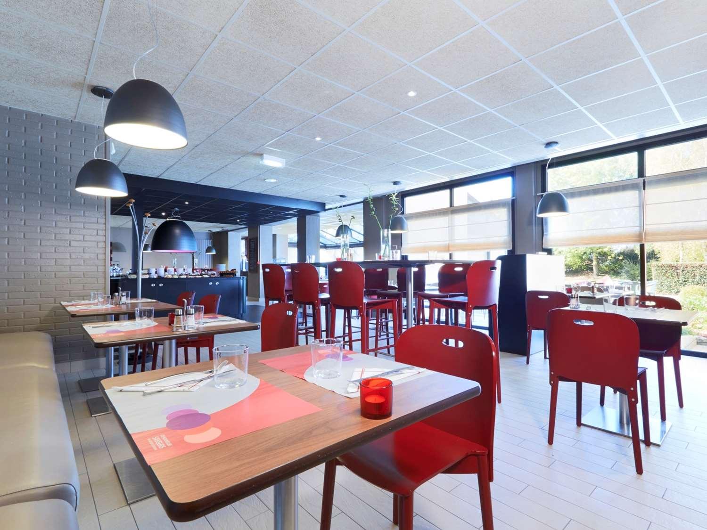Restaurant - Hotel Kyriad Blois Sud - Vineuil