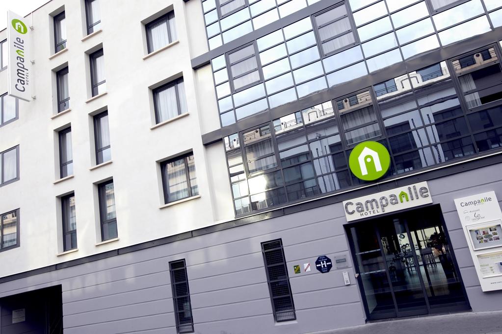 H tel restaurant campanile bordeaux centre gare saint for Hotel moderne bordeaux