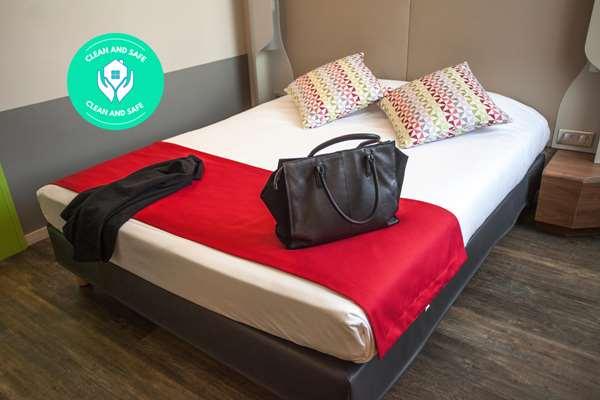 Hotel CAMPANILE BORDEAUX CENTRE - Gare Saint-Jean