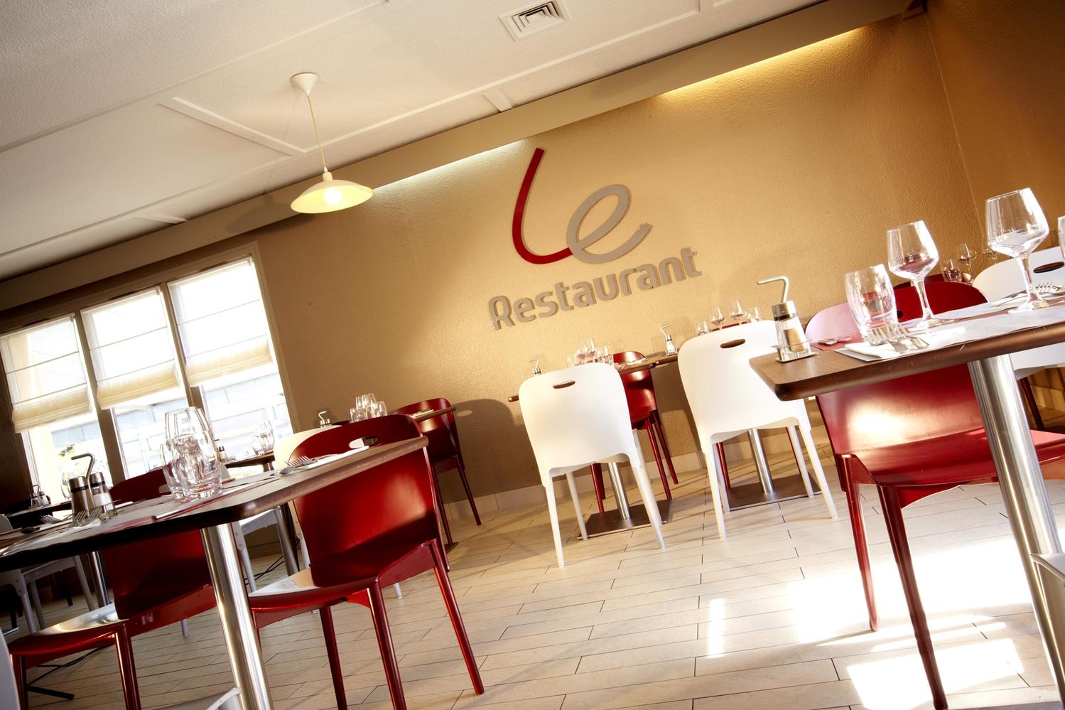 Restaurant - Hotel Campanile Bordeaux Ouest - Le Bouscat